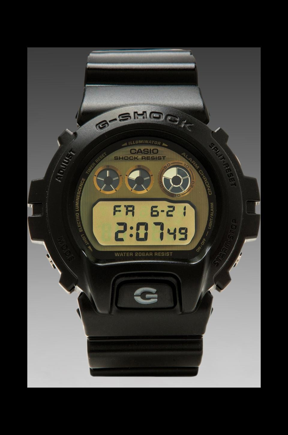 G-Shock DW-6900 in Black
