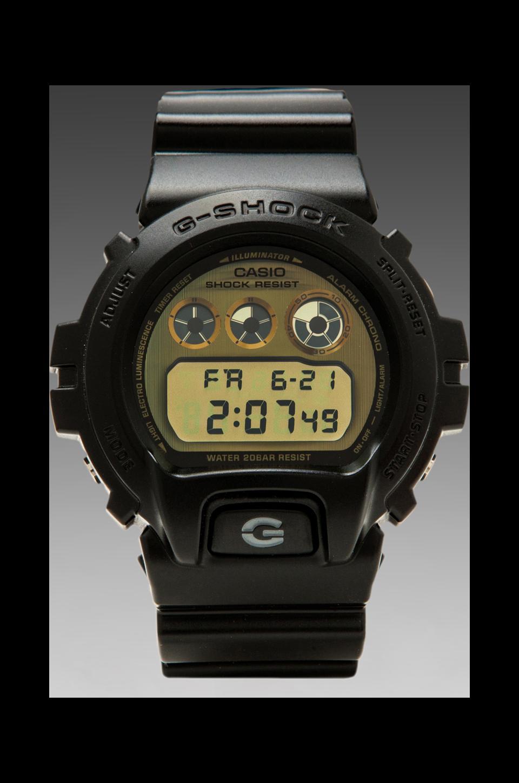 G-Shock DW-6900 in Black