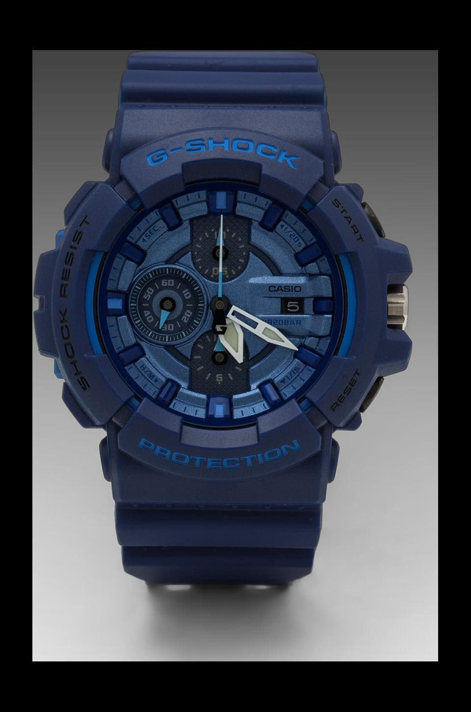 G-Shock GAC-100 in Navy Blue
