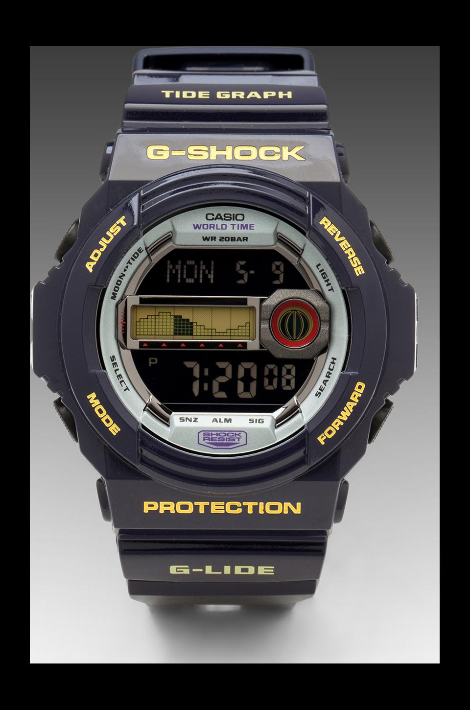 G-Shock G-Lide GLX-150 in Purple