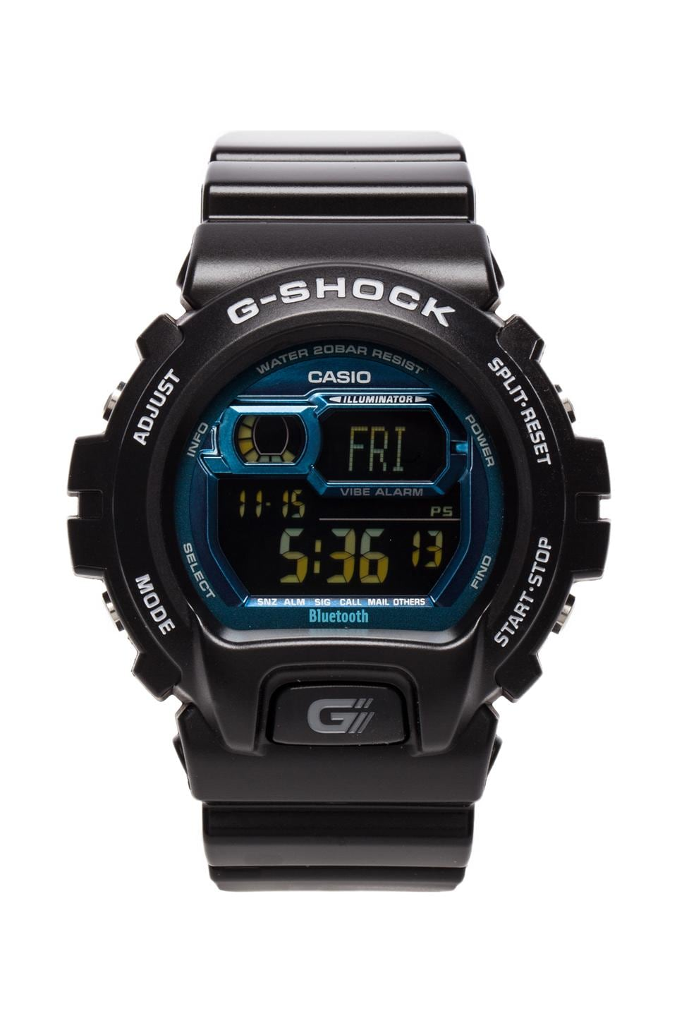 G-Shock GB-900 Bluetooth Edition in Black