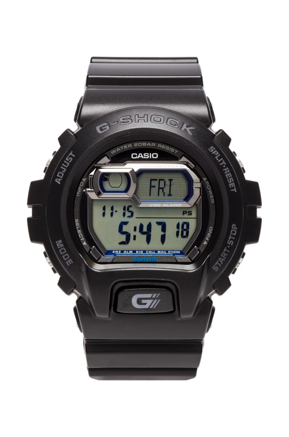 G-Shock GBX-6900 Bluetooth Edition in Black