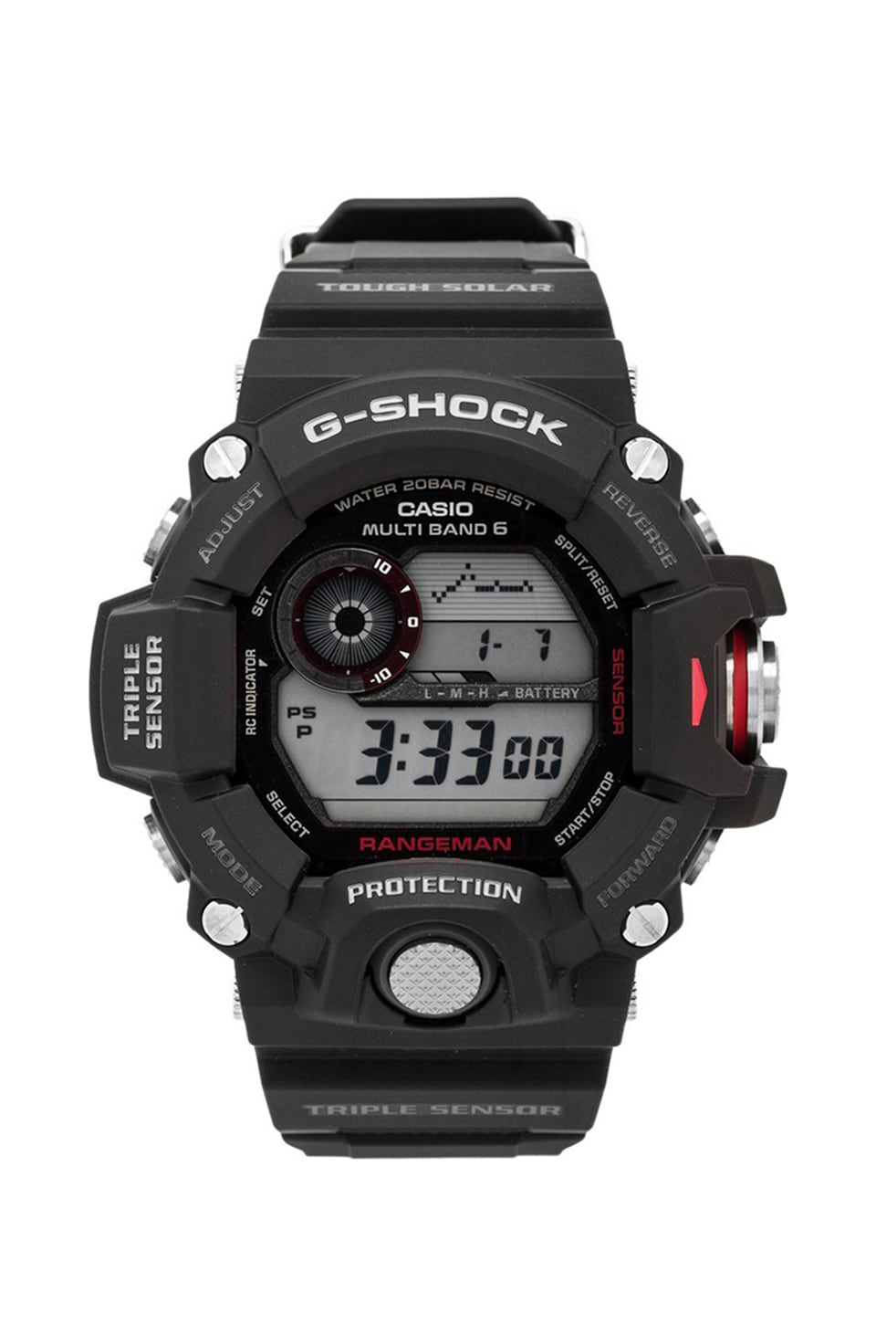G-Shock Rangeman in Black
