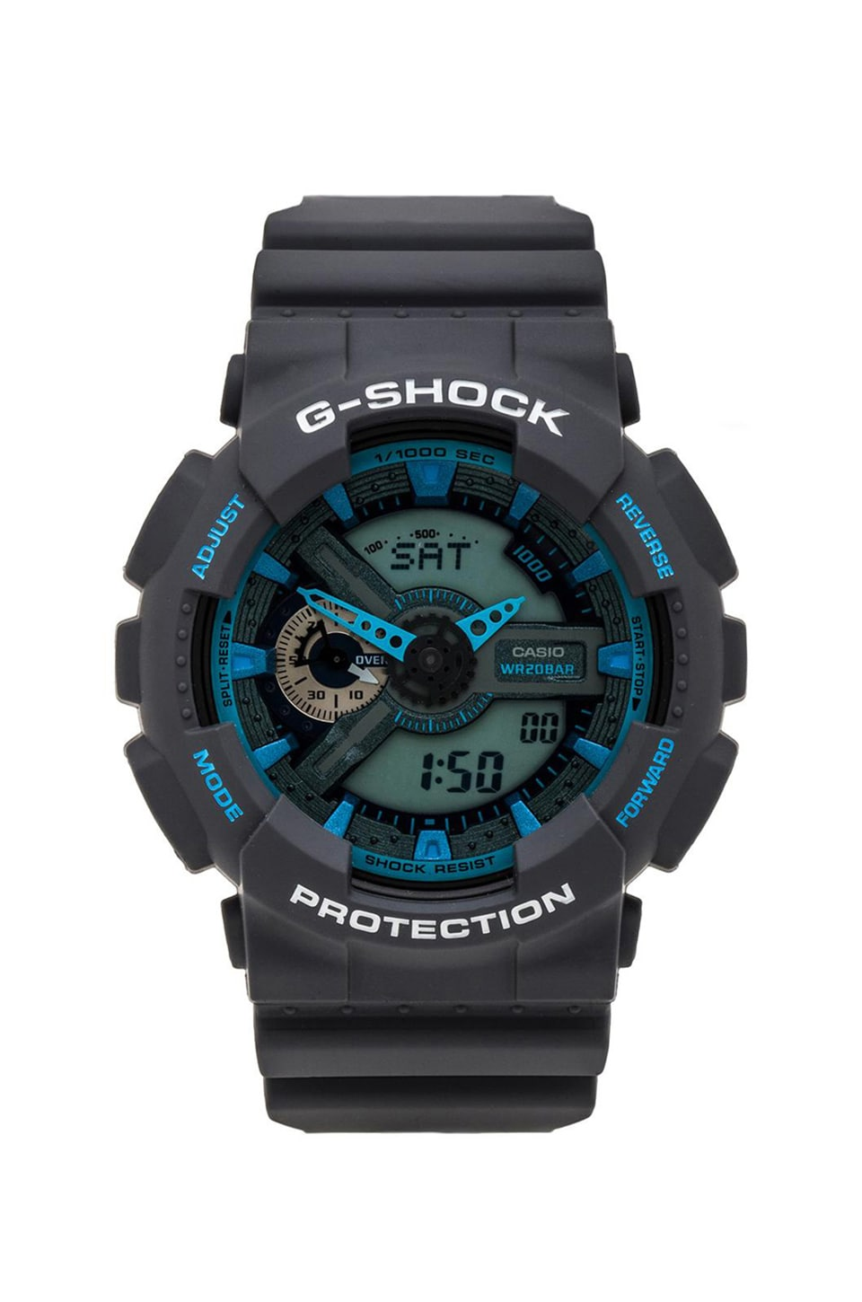 G-Shock GA-110TS in Grey
