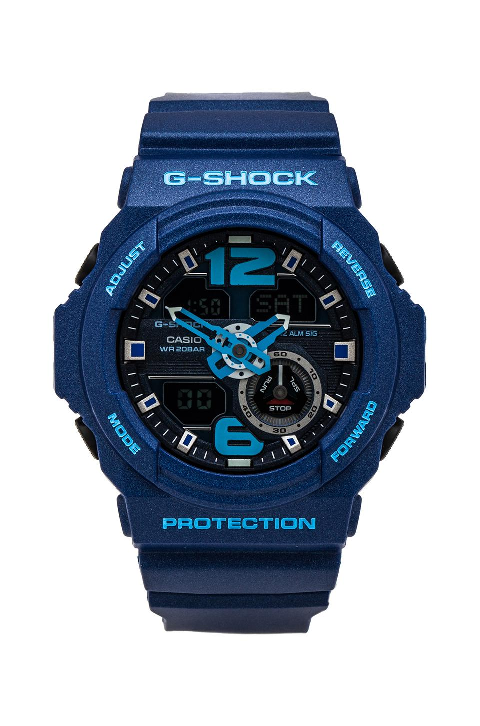 G-Shock Arabic Index in Blue