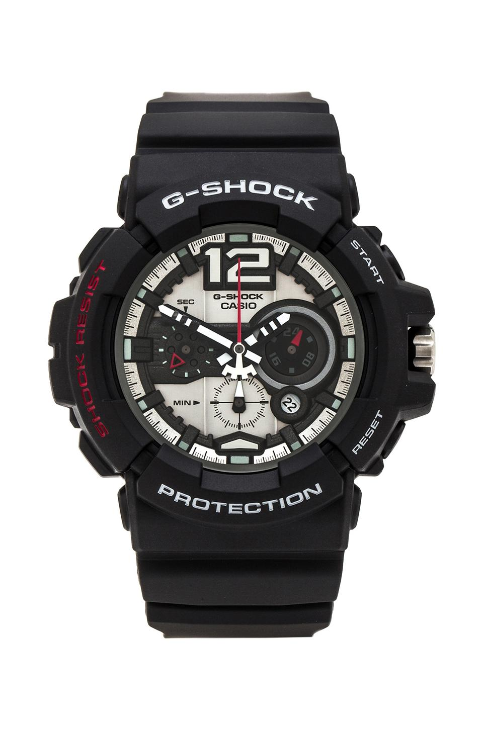 G-Shock Arabic Index in Black