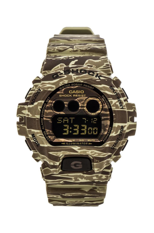 G-Shock GDX-6900CM in Camo