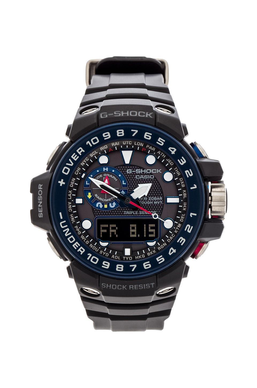 G-Shock GWN-1000B Gulf Master in Black