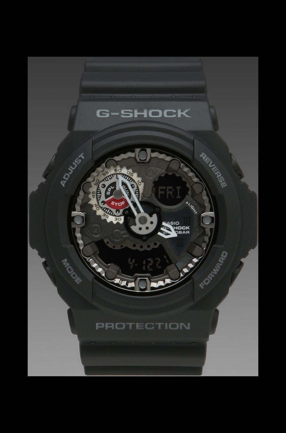 G-Shock Ana-Digi Chronograph in Black