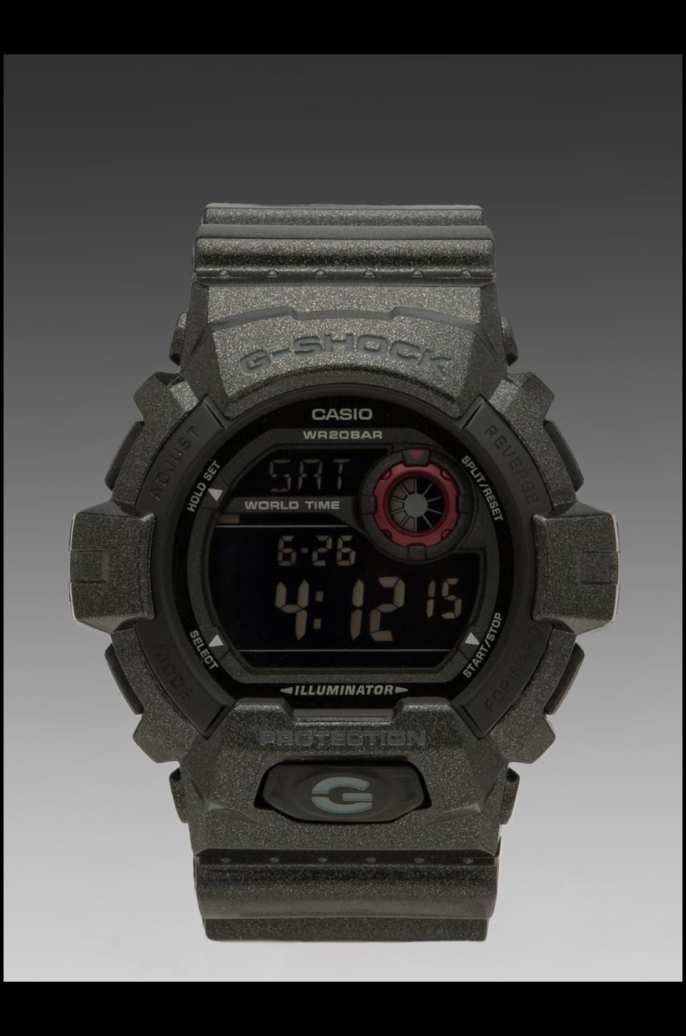 G-Shock G-8900SH-1 in Black