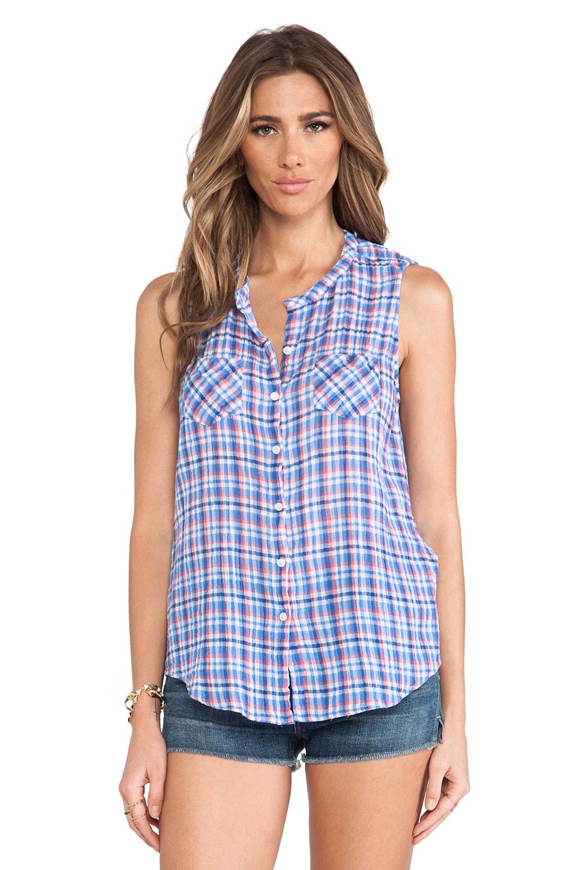 C&C California Sleeveless Shirt in Limoges