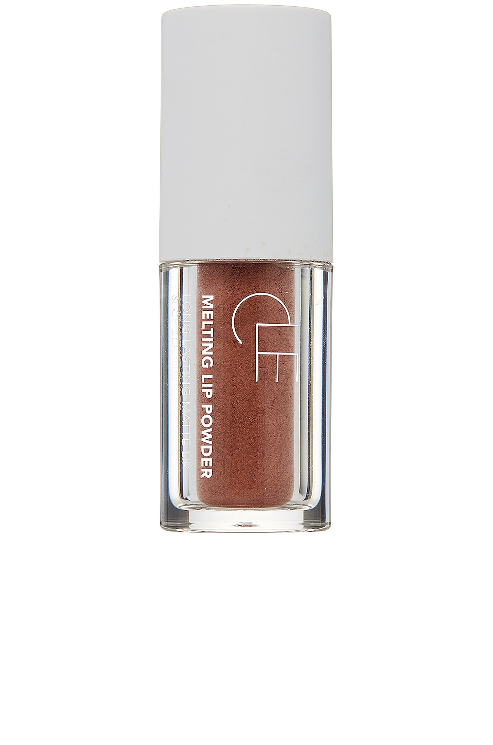 CLE COSMETICS Melting Lip Powder in Hot Choco