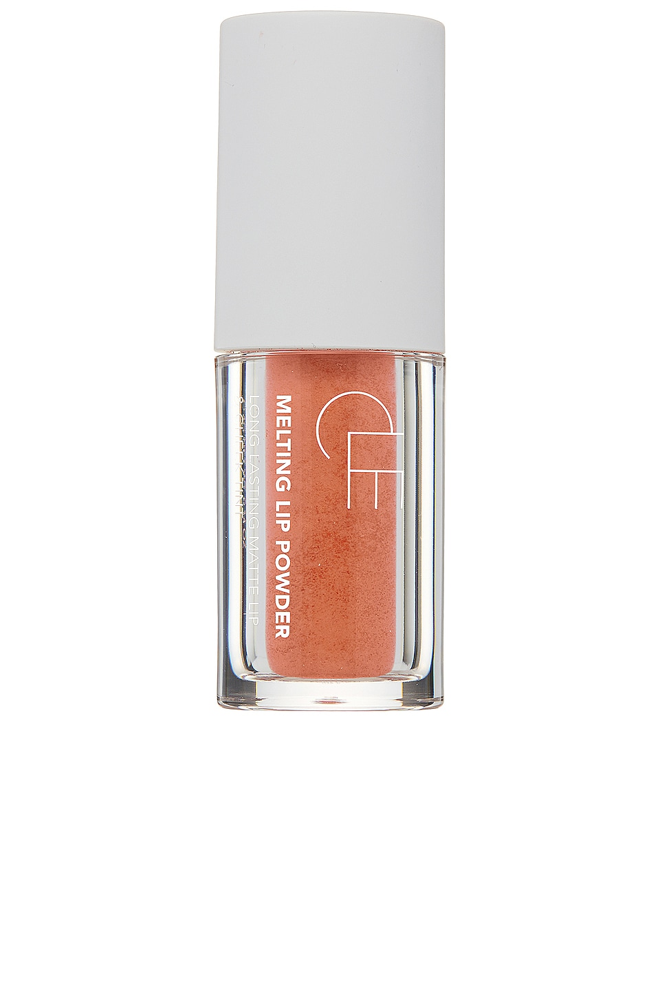 CLE COSMETICS Melting Lip Powder in Blushing Peach