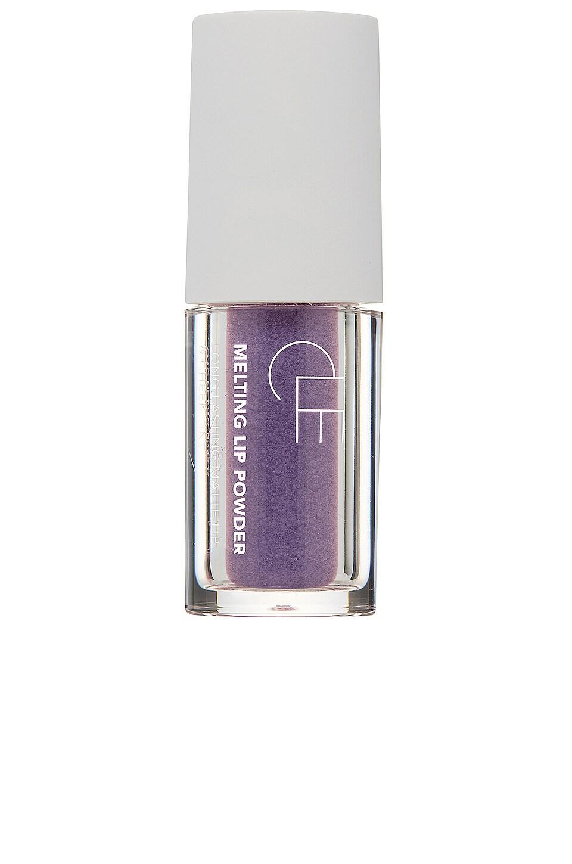 Cle Cosmetics Melting Lip Powder in Plum Medium