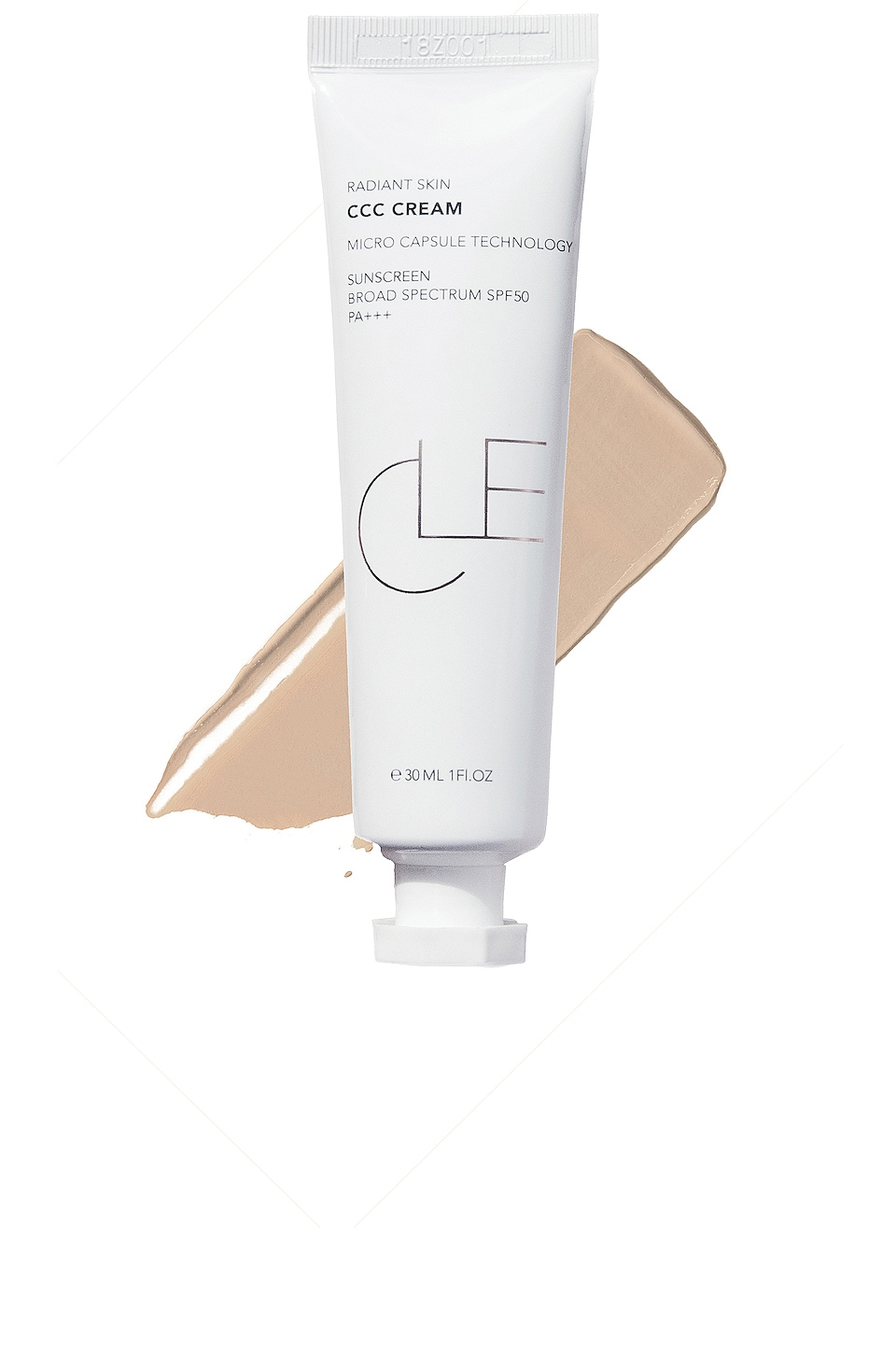 Cle Cosmetics CCC Cream Foundation in Warm Light