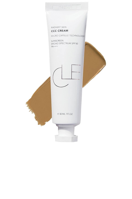 Cle Cosmetics CCC Cream Foundation in Warm Medium