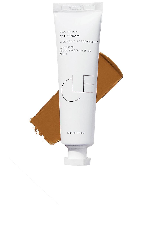Cle Cosmetics CCC Cream Foundation in Golden Medium Deep