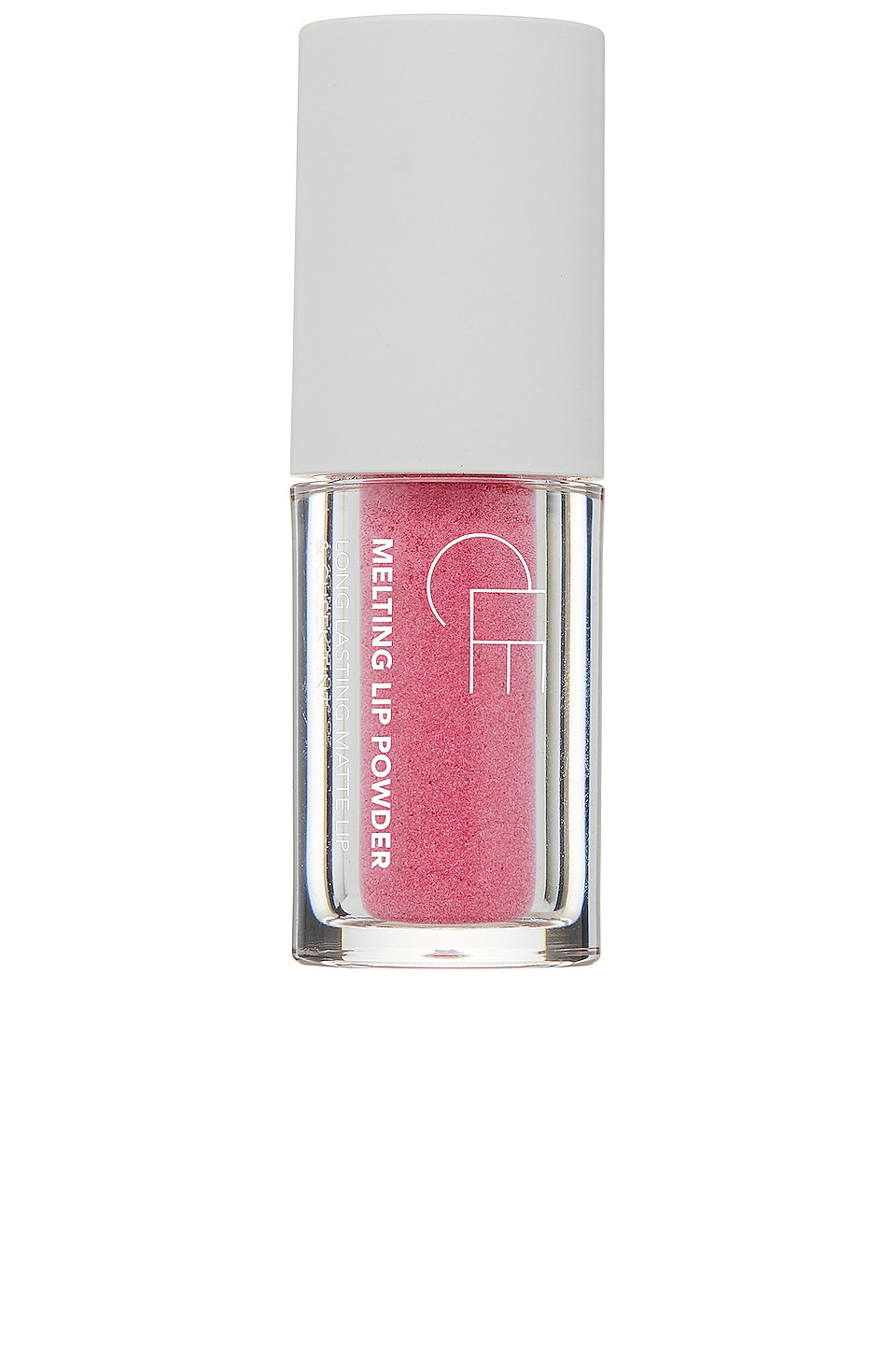 CLE COSMETICS Melting Lip Powder in Barbie Pink