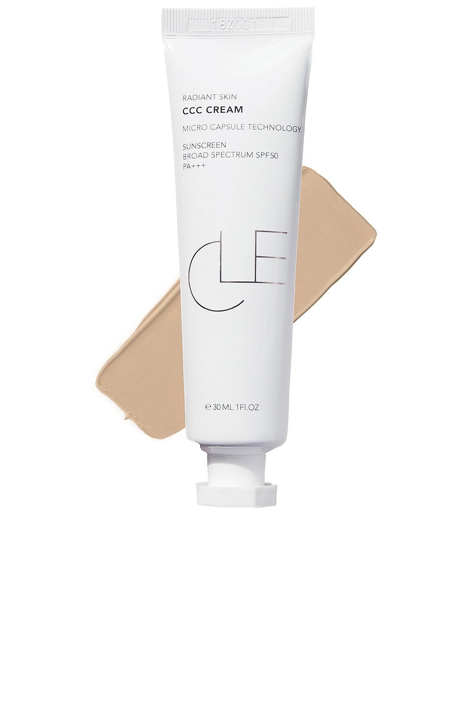 CLE COSMETICS Ccc Cream Foundation in Medium Light