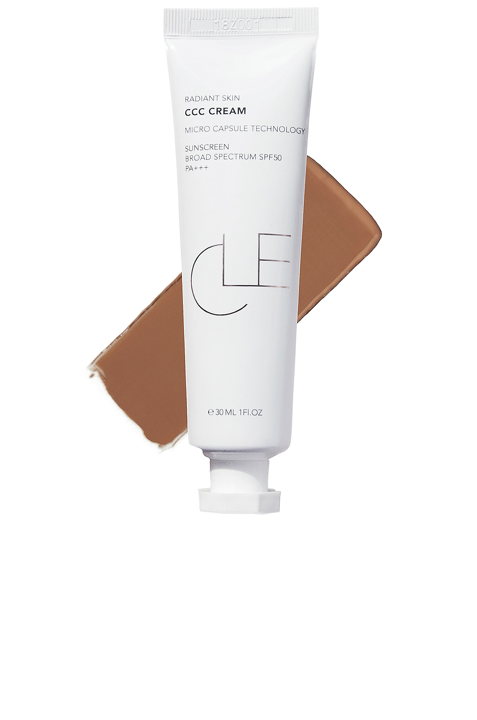 Cle Cosmetics CCC Cream Foundation in Medium Deep