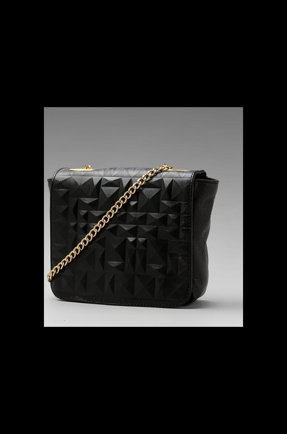CC Skye The Bizzaro Shoulder Bag in Black