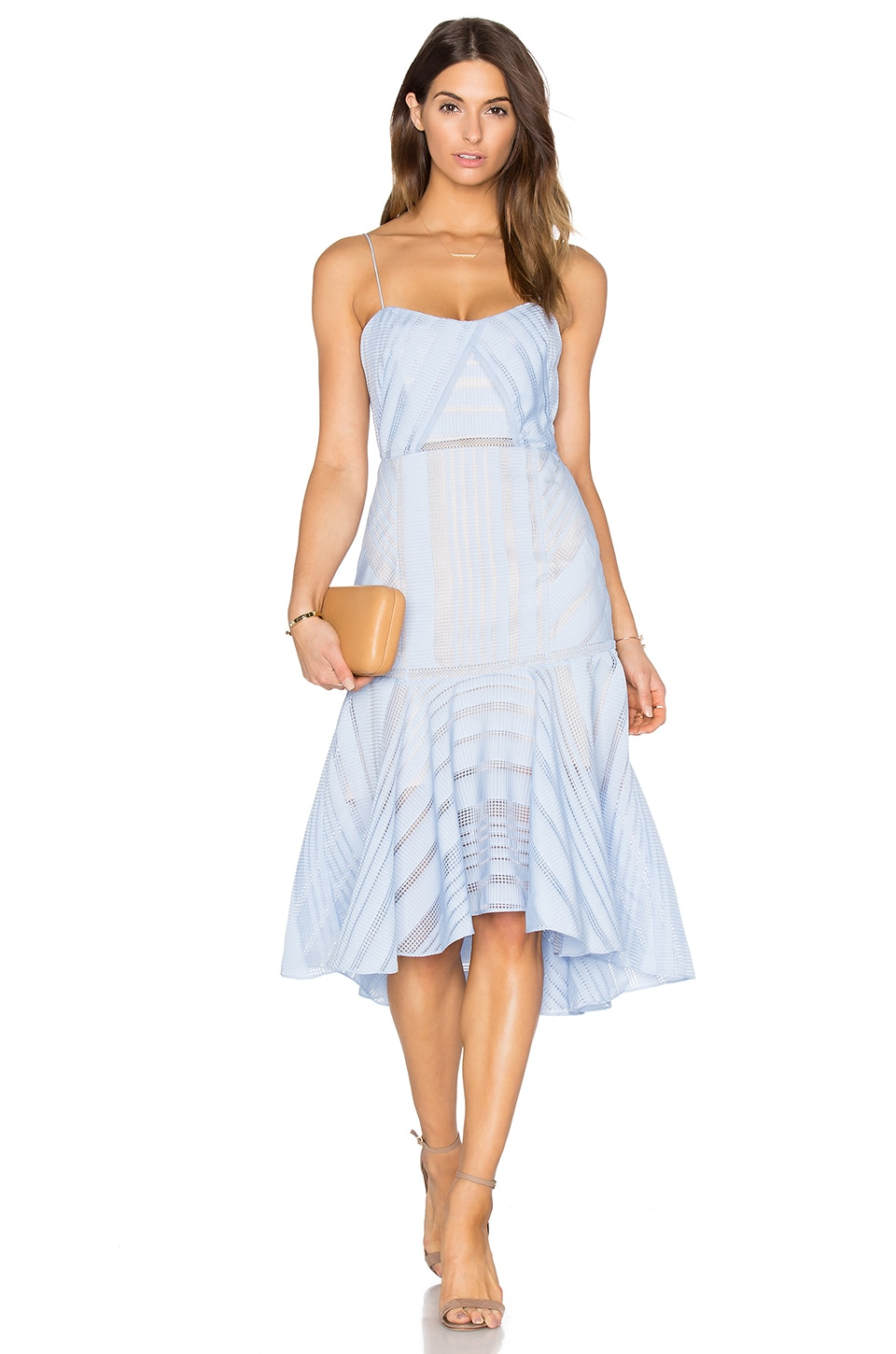 Argent Bustier Dress by Acler