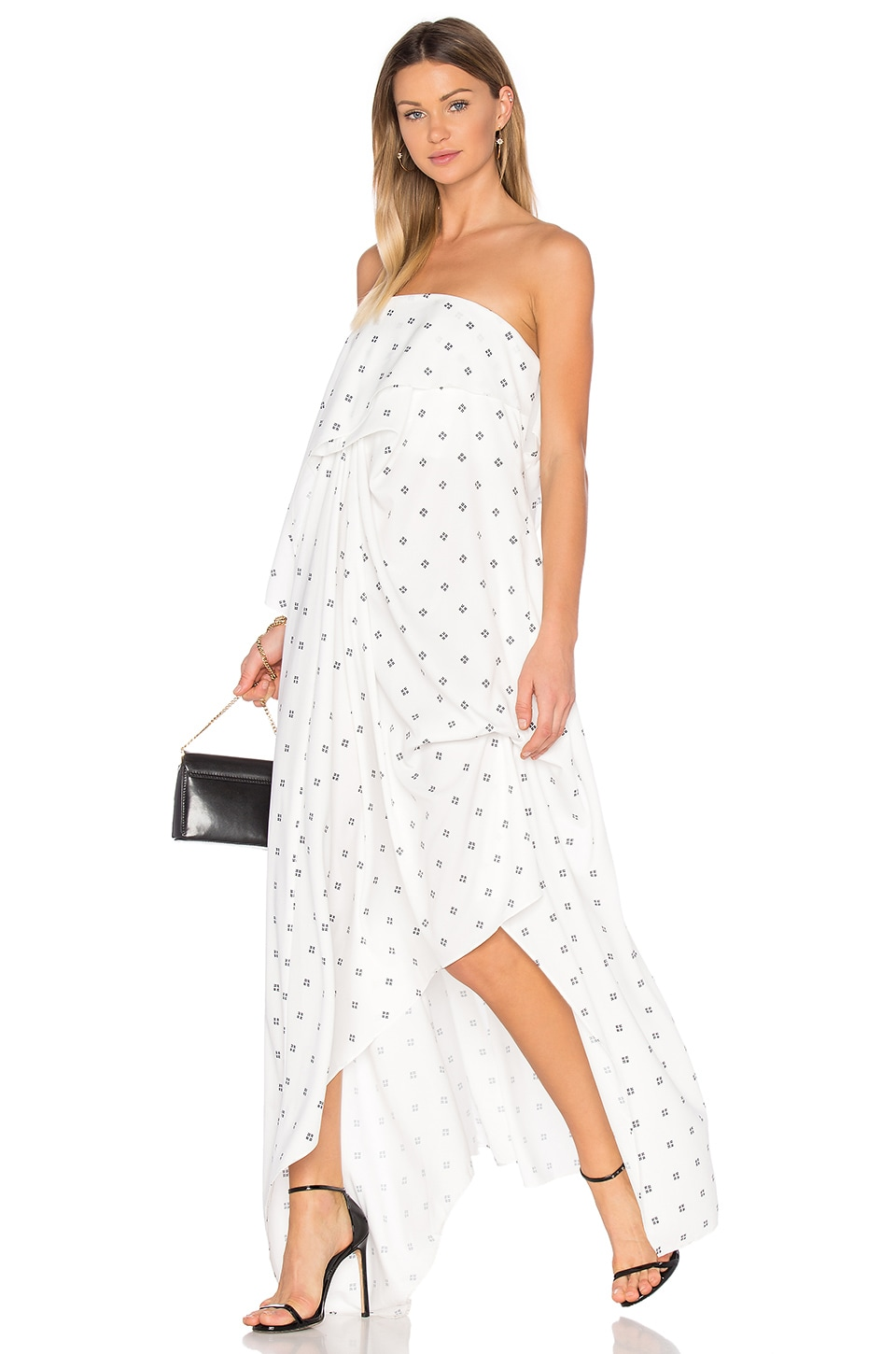 Oxford Maxi Dress by Acler