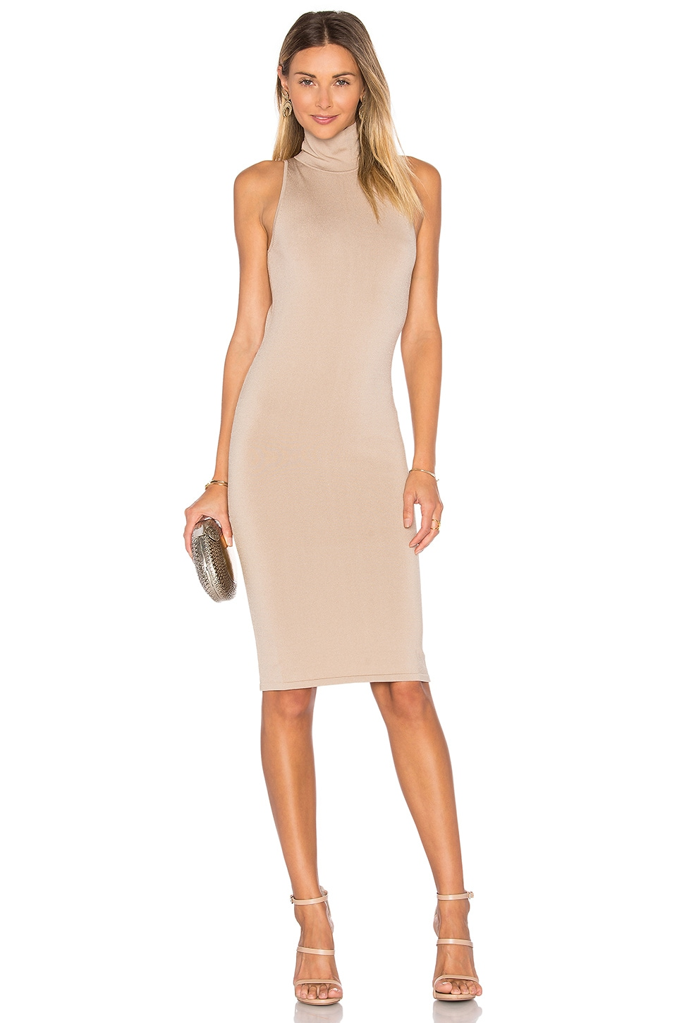 Sleeveless Midi Dress by Central Park West