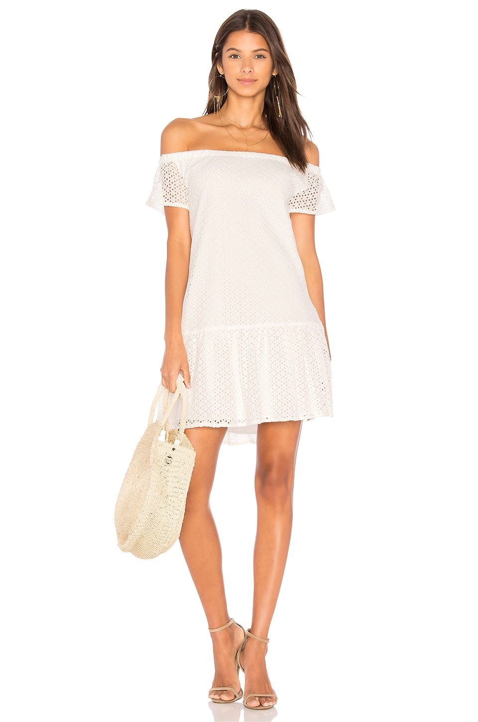 Bristol Off Shoulder Dress by Central Park West