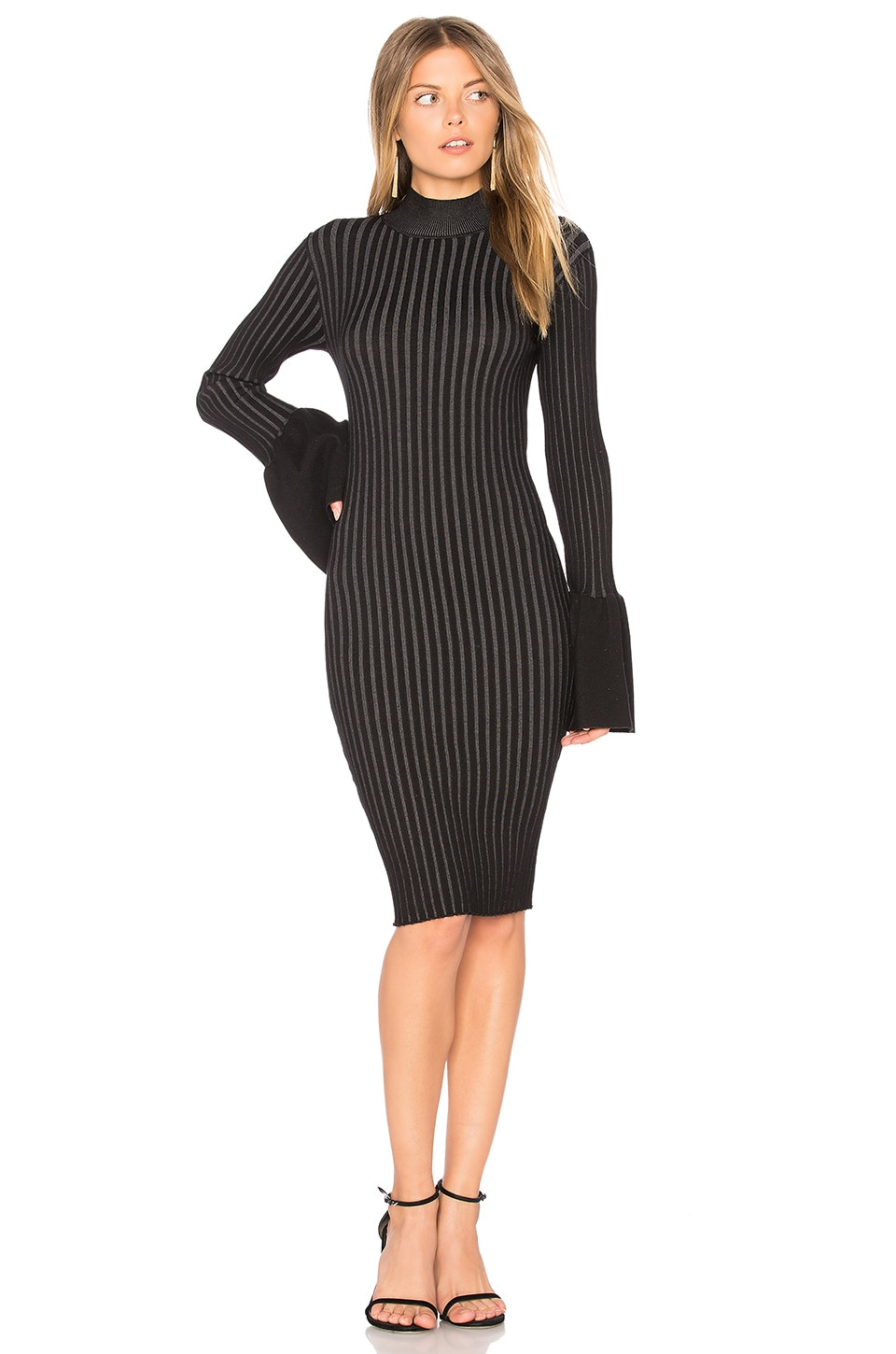 Coconut Grove Bell Sleeve Dress by Central Park West