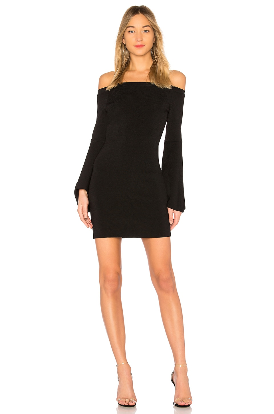 Olympia Off the Shoulder Dress by Central Park West