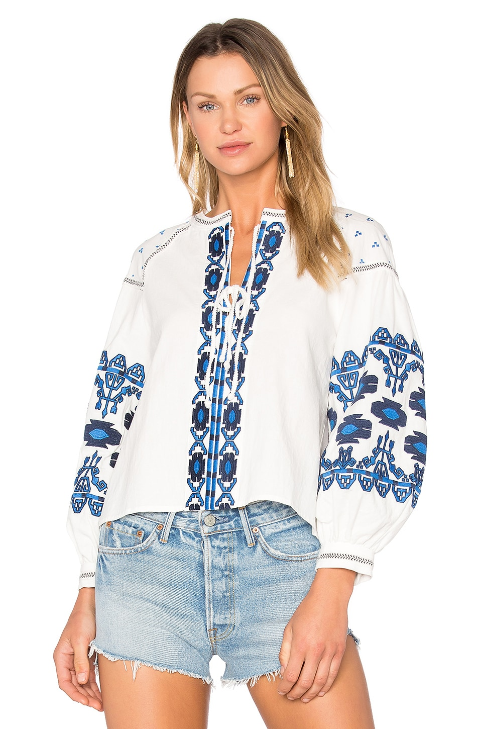 Marrakech Top by Central Park West