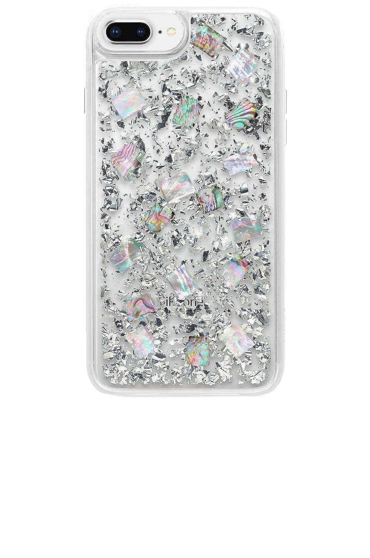 Casetify 24 K Magic iPhone 7/8 Plus Case in Silver