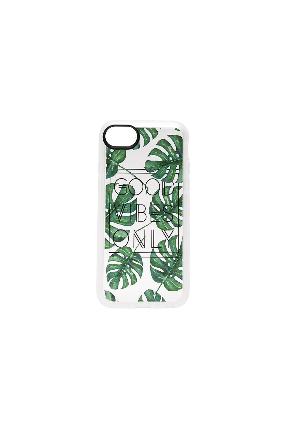 GVO Tropical Leaves iPhone 7 Case by Casetify