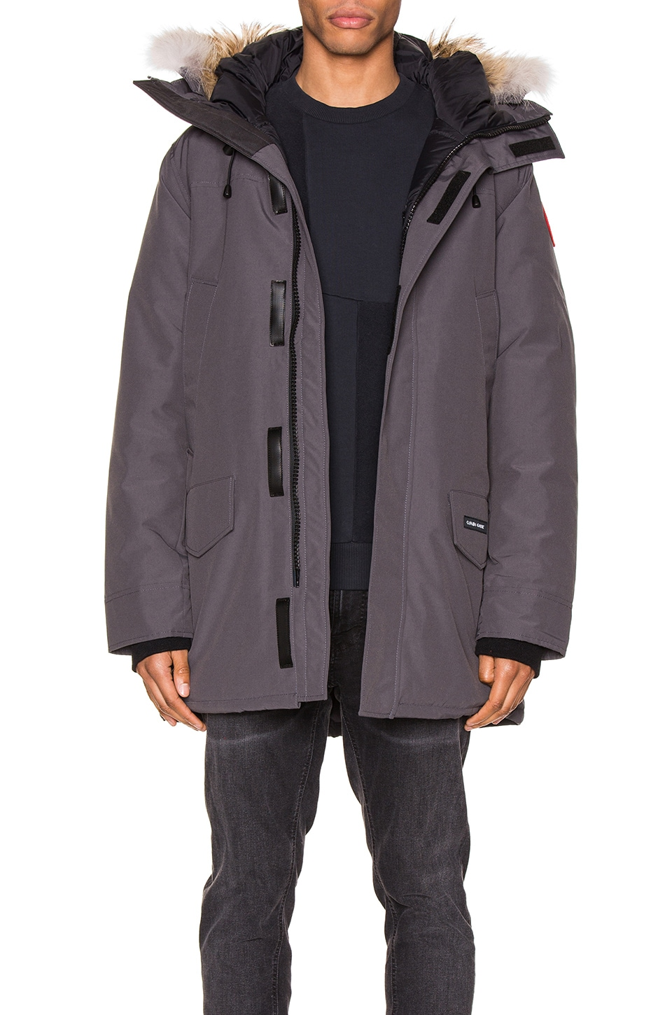 Canada Goose Langford Jacket in Graphite