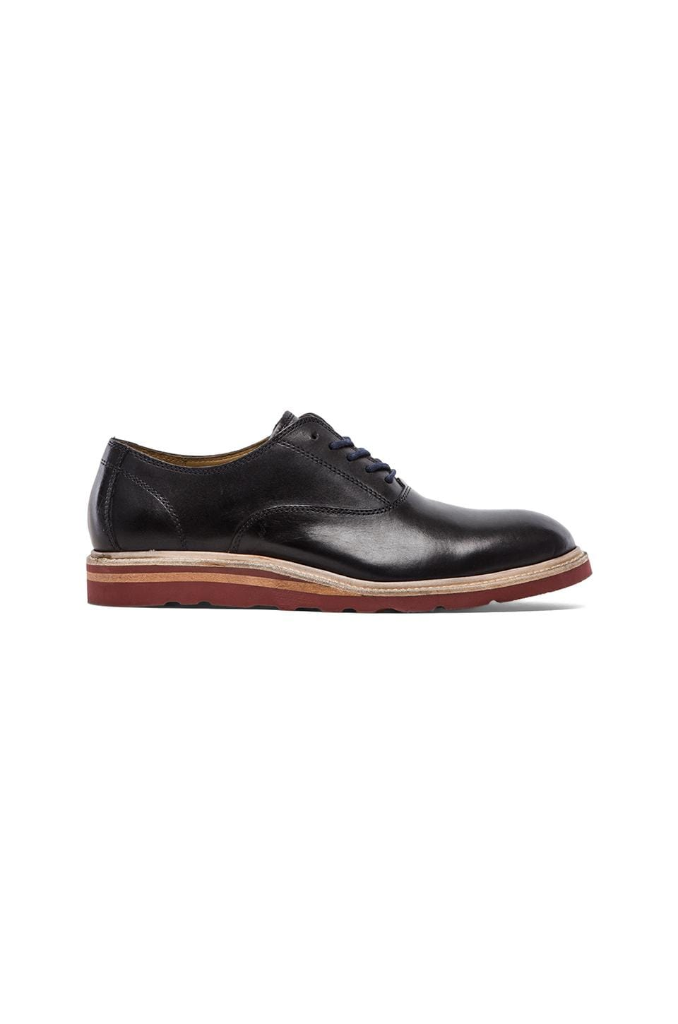 Cole Haan Christy Plan Oxford in Blazer Blue