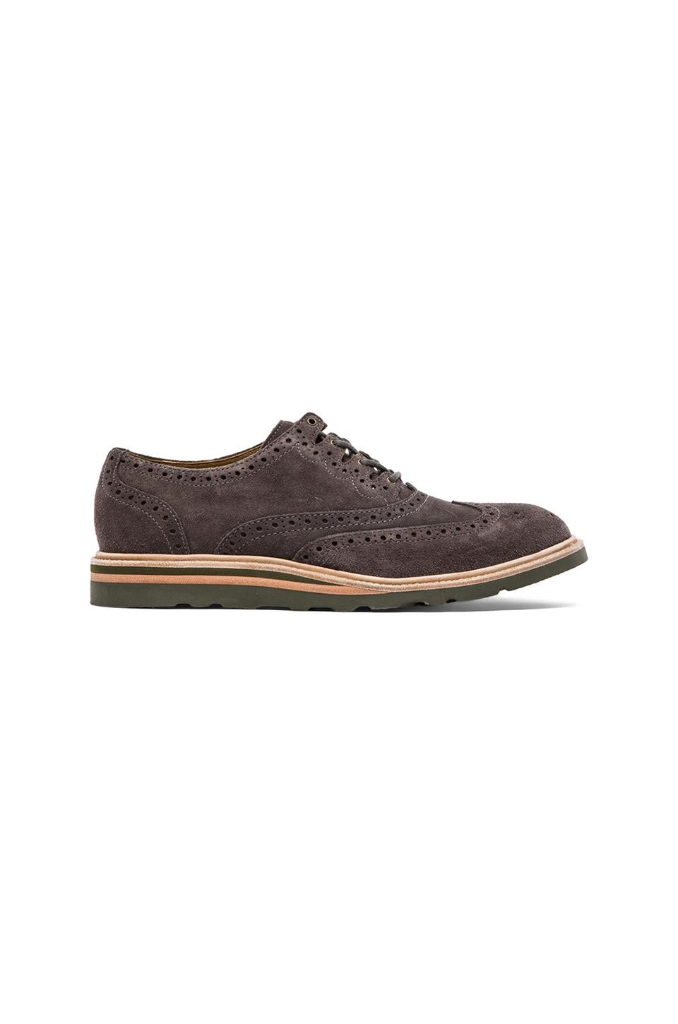 Cole Haan Christy Ghilley Oxford in Dark Gull Grey