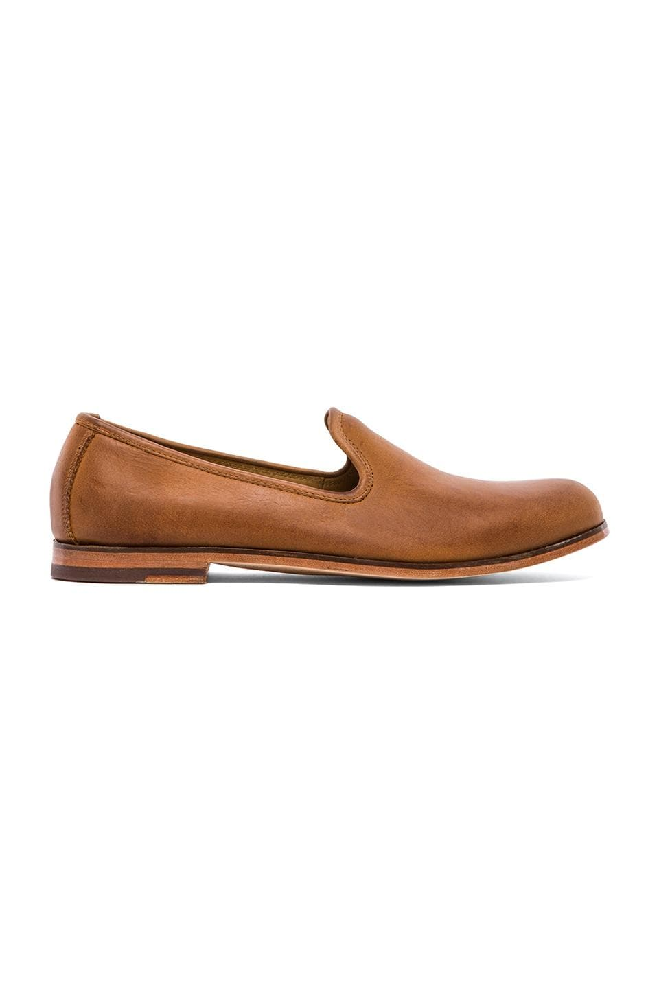 Cole Haan Edison Loafer in British Tan