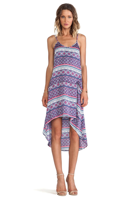 CHALK Divit Dress in Bazaar Print