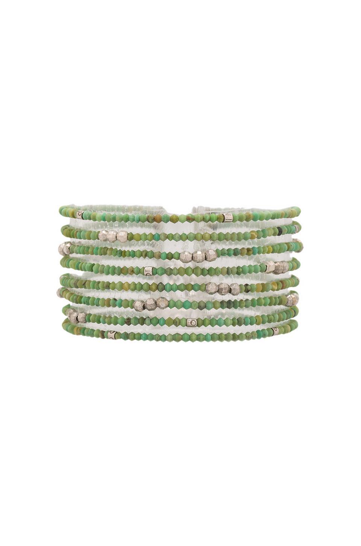 CHAN LUU Bracelet in Green Turquoise