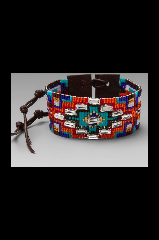 CHAN LUU Bracelet in Multi Mix/Brown