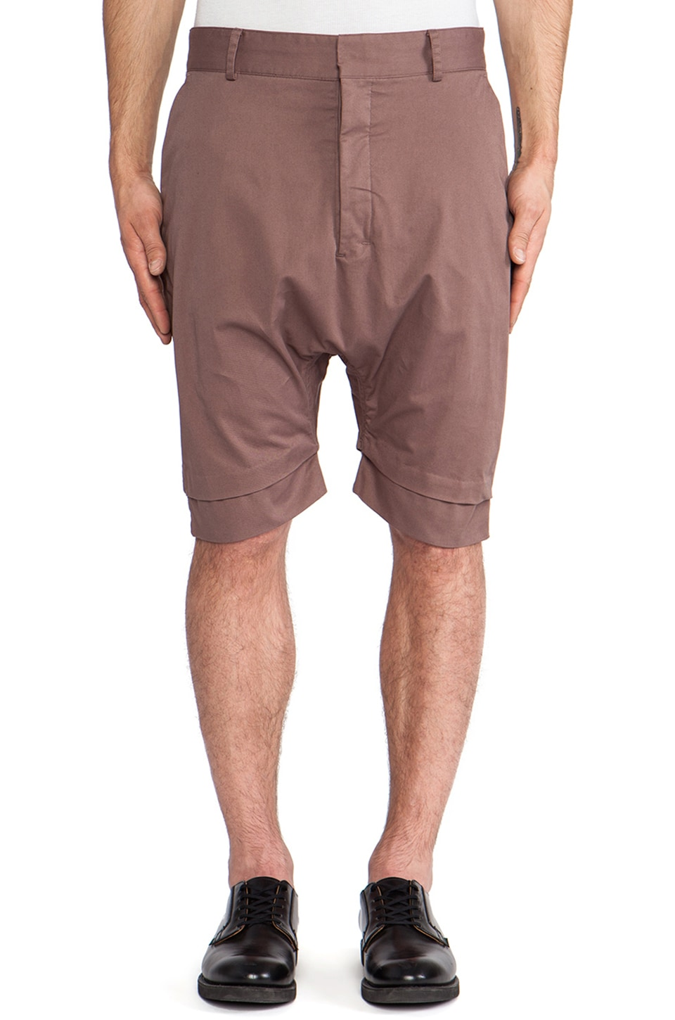 CHAPTER Layr Short in Tan