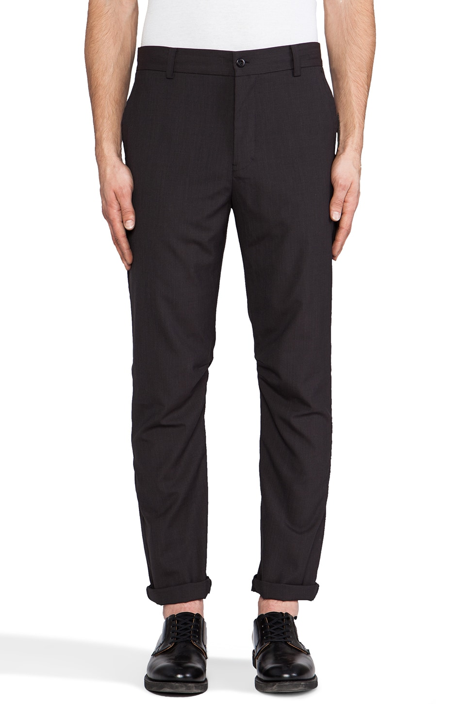 CHAPTER Rutha Pant in Charcoal