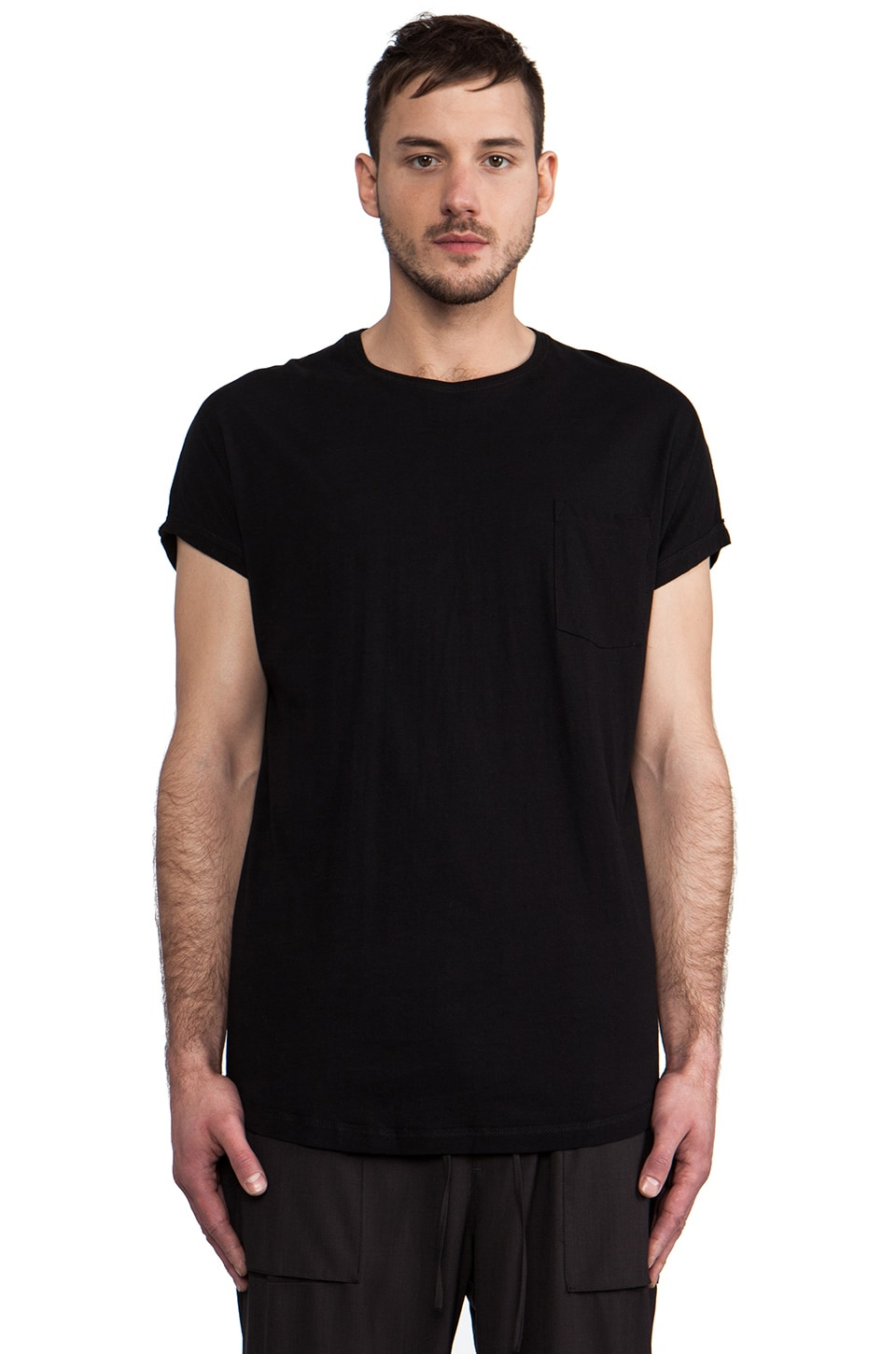 CHAPTER Dimitri T-Shirt in Black