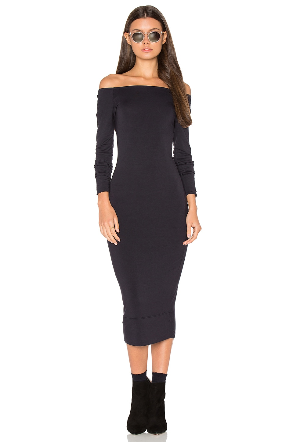 Patti Off Shoulder Dress by CHARLI