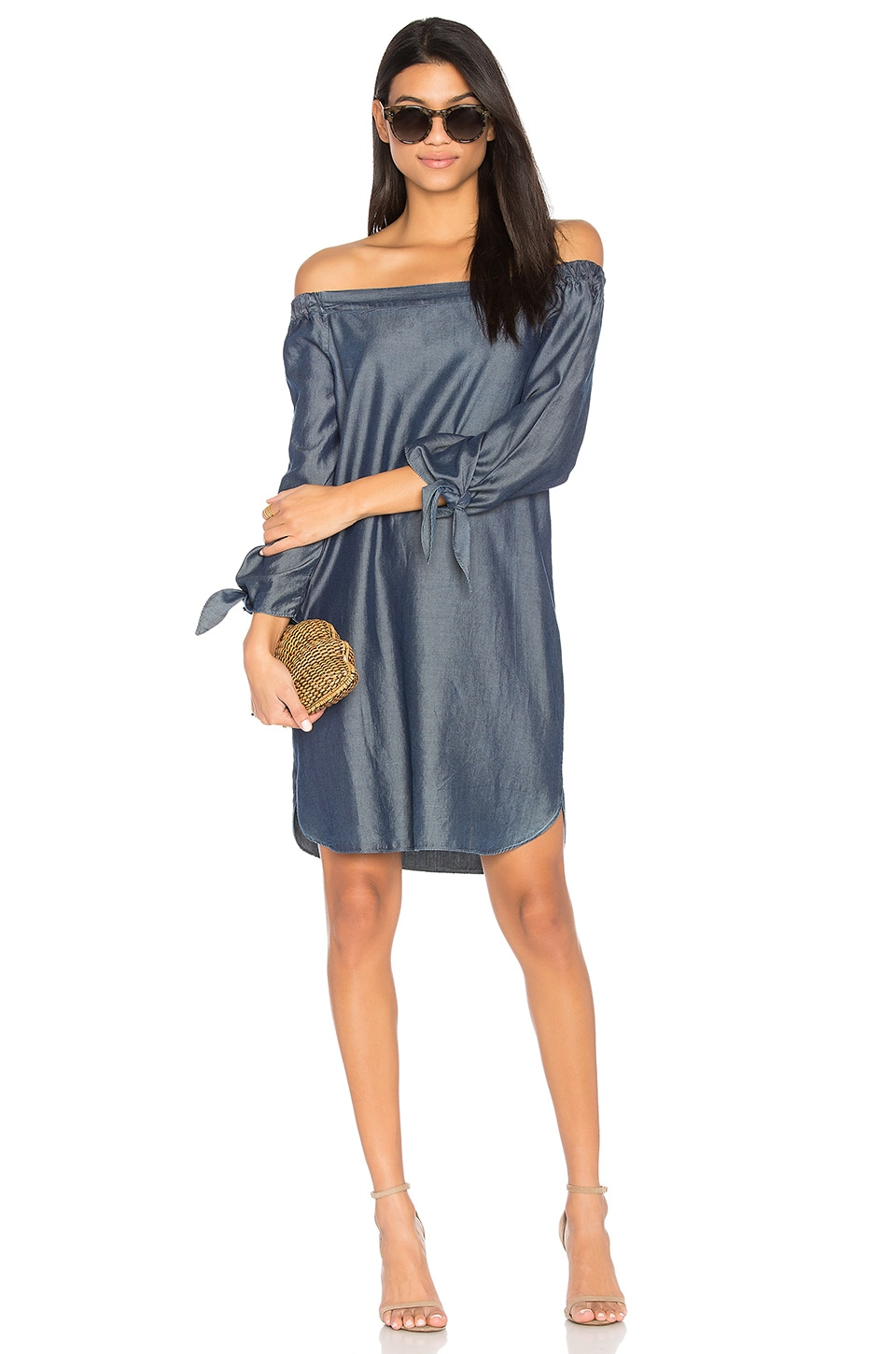 Photo of Sable Off Shoulder Dress by Charli on sale