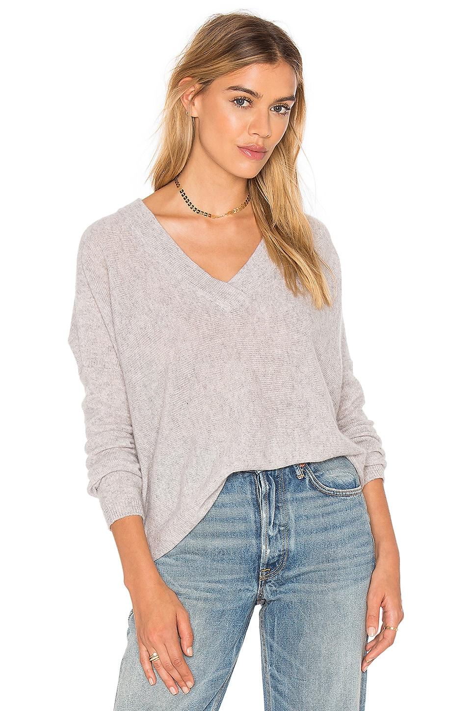 Carys Cashmere Sweater by CHARLI