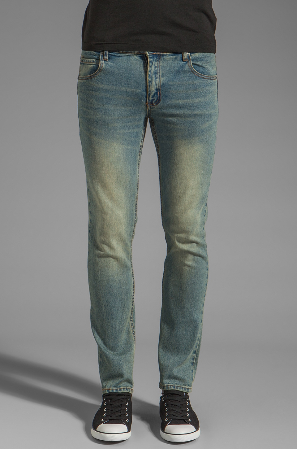 Cheap Monday Tight in Dirt Blue