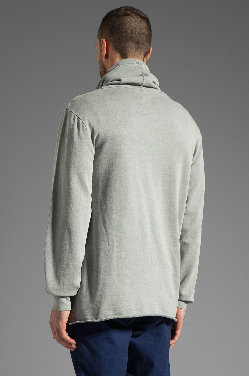 Cheap Monday Skyler Sweat in Dark Grey