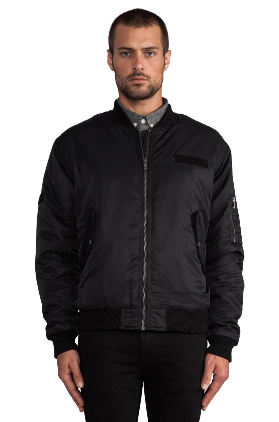 Cheap Monday Robert Jacket in Black